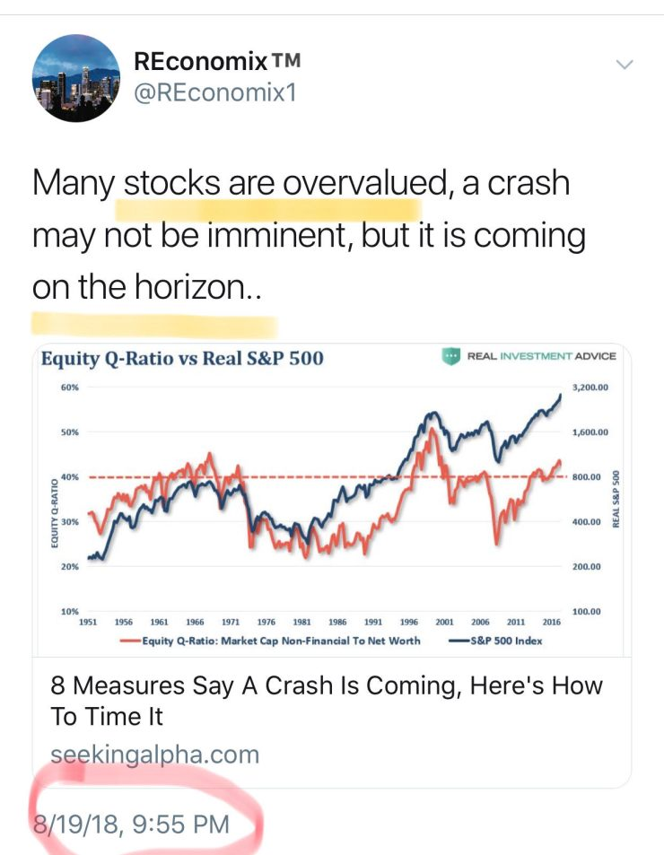 Stock Prediction 8-2018